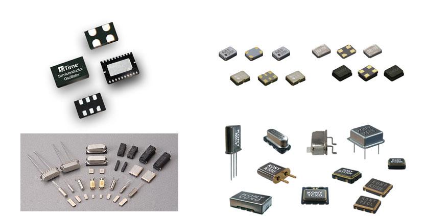 Quartz - Oscillateurs à Quartz