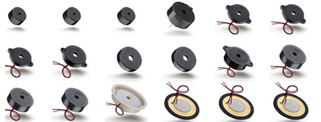 Buzzers - Transducteurs
