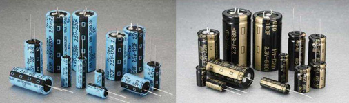 Supercapacitors - Manudax